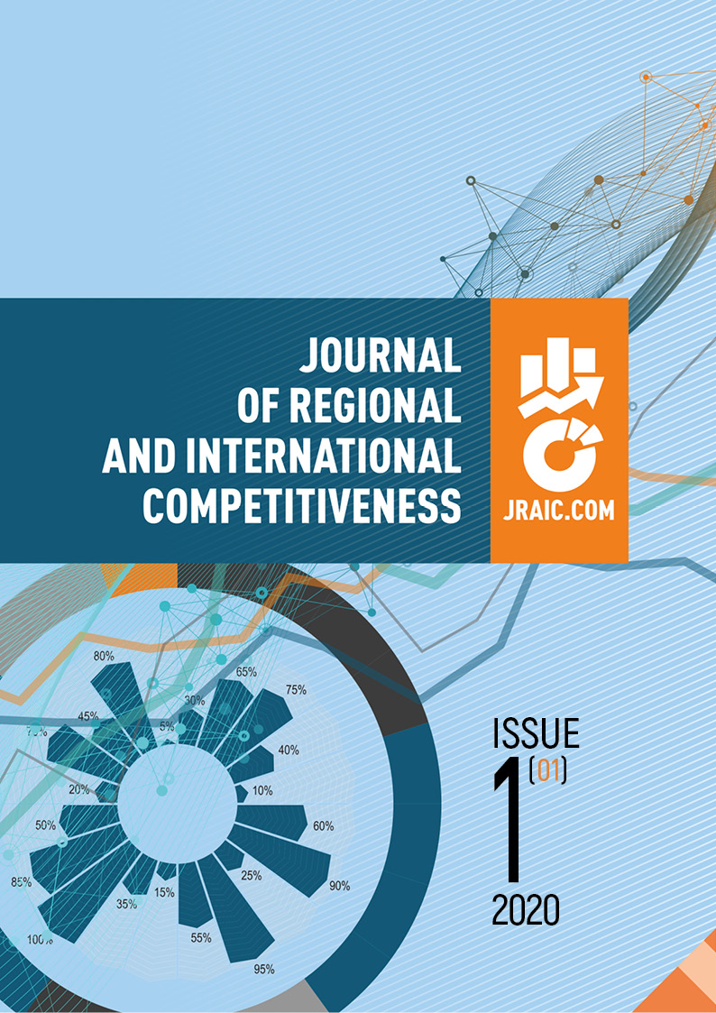 View No. 1 (2020): JOURNAL OF REGIONAL AND INTERNATIONAL COMPETITIVENESS